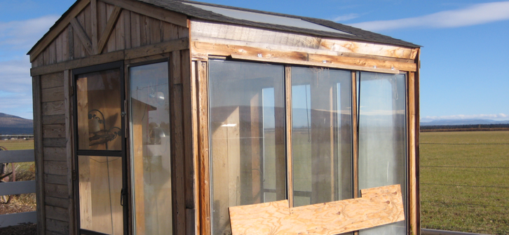 Greenhouse on Johnson Ranch Road - Landon Construction